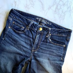 American Eagle Outfitters Skinny Jeans Dark Wash